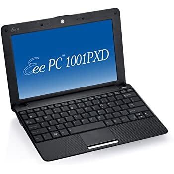 ASUS Eee PC 1001PXD-EU17-BK 10.1-Inch Netbook (Black)