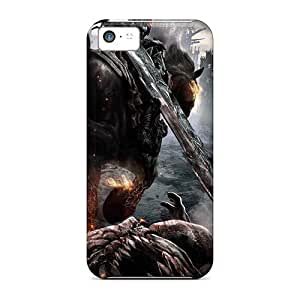 Tpu Case For Iphone 5c With CC WalkingDead Design
