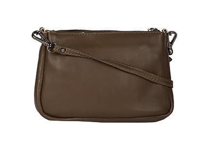 da8b1c248e SALVADOR BACHILLER Bag Shoulder Bag - Brooke SBL016 - Taupe  Amazon.co.uk   Shoes   Bags