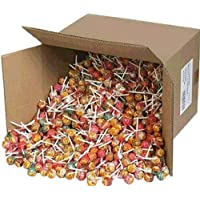 New Chupa Chups 100 Lollipops Bulk Lollies Assorted Flavours