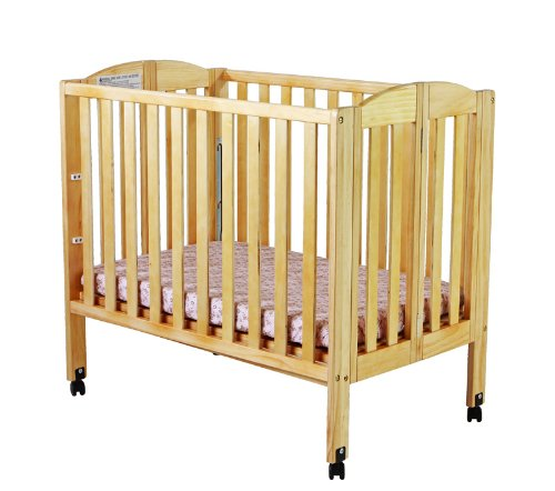 Dream-On-Me-3-in-1-Portable-Folding-Stationary-Side-Crib