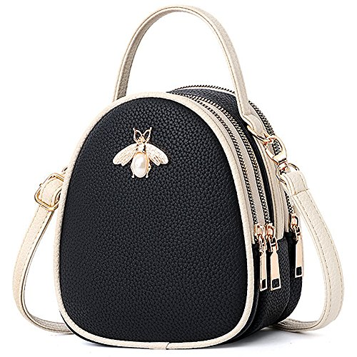 SiMYEER Small Crossbody Bags Shoulder Bag for Women Stylish Ladies Messenger Bags Purse and Handbags (Redeemed Wallet)