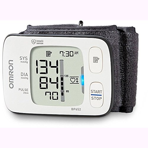 Omron-BP652N-7-Series-Wrist-Blood-Pressure-Monitor-with-Thermometer