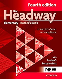 New headway intermediate fourth edition students book and new headway elementary a1 a2 teachers book teachers resource disc the fandeluxe Image collections