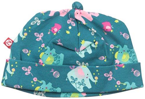Zutano Baby Girls Cotton Hat
