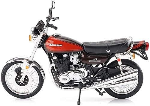 Zhangl オートバイのロードバイクのシミュレーションモデル1:12ダイキャスト製のおもちゃの宝石合金の宝石青いスポーツカーシリーズ18x11cmカーモデルナイトライダーダイキャストモデル