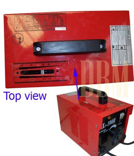 5. Generic 100 AMP ARC Welder Welding Soldering Machine Rod 110 Volt AC