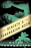 Front cover for the book Beneath a Panamanian Moon (John Harper) by David Terrenoire