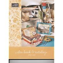 Stampin' Up! Idea Book & Catalog 2009-2010