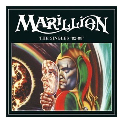 CD : Marillion - Singles 82-88 (Holland - Import, 3 Disc)