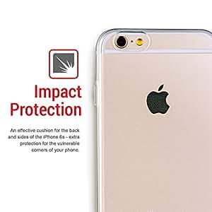 Apple iPhone 6S Jellibean carcasa de Gel