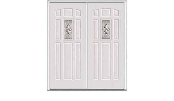 National Door Company Za16304r Steel Brilliant White Right Hand In