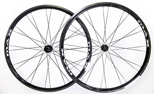 Aeromax Alloy Wheelset Road Bike Comp 700c Wheels