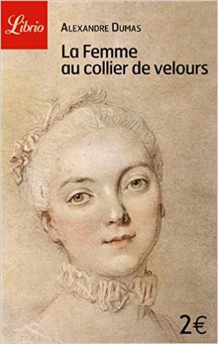 Book La femme au colier de velours (French Edition)