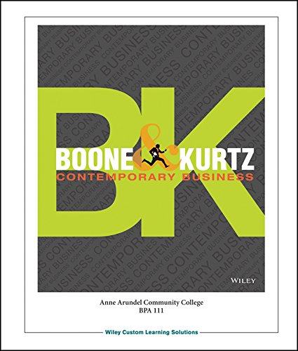 Boone kurtz contemporary business 16th edition louis e boone boone kurtz contemporary business 16th edition louis e boone david l kurtz 9781119161134 amazon books fandeluxe Choice Image