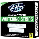 Professional Teeth Whitening Strips- Pack of 28- Whiten Your Tooth with The Best 3D Dental Whitestrips- Removes Coffee, Tea & Tobacco Stains from Teeth. Get Better Results Than Crest White Strip.