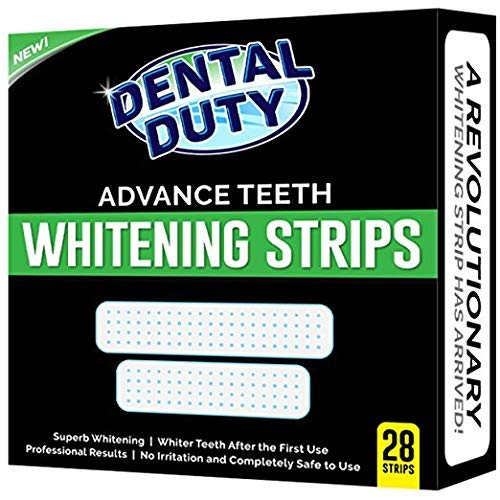 Professional Teeth Whitening Strips- Pack of 28- Whiten Your