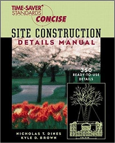 Time saver standards site construction details manual nicholas time saver standards site construction details manual 1st edition fandeluxe Image collections