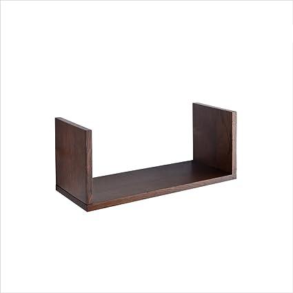 DFHHG® Mensole, tutte le pareti in legno massello, pareti del ...