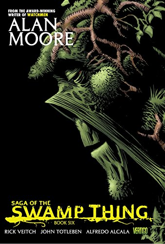 Saga of the Swamp Thing, Book 6