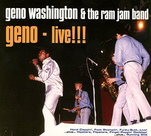 Live! The Hit Albums (Geno Washington And The Ram Jam Band)