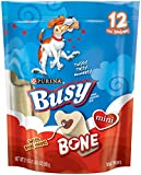 Cheap Purina Busy Bone Mini Dog Treats (2) 21 Oz. Pouch
