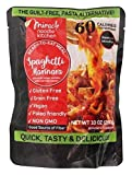 MIRACLE NOODLE, NOODLE MEAL, SPAGH MARINAR, Pack of 6, Size 10 OZ - No Artificial Ingredients Gluten Free Vegan