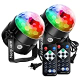 Best Disco Lights - [Latest 6 Light Bulbs] Party Lights Disco Ball Review