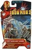 "Iron Man 2 10cm Movie Series Figure - Ivan ""Whiplash"" Vanko"