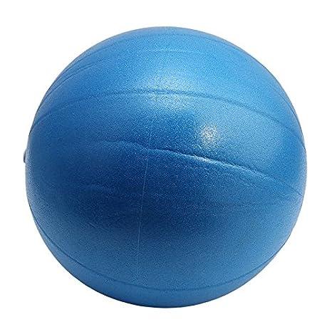 ODN azul balón de gimnasia antipinchazos forma física pelota bola ...