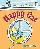 Happy Cat, Steve Henry, 0823426599