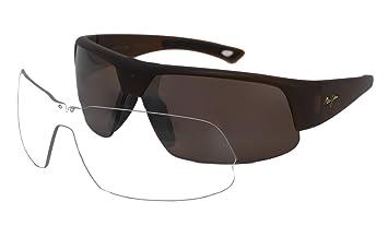 ce94c4d84e Maui Jim Sunglasses - Switchbacks / Frame: Matte Rootbeer Lens: HCL Bronze