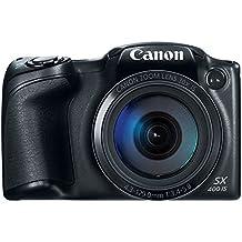 Canon PowerShot SX400 16MP 30x Optical Zoom Digital Camera - Black