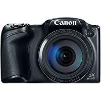 Canon PowerShot SX400 Digital Camera with 30x Optical...