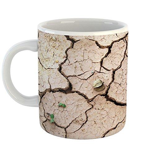 Westlake Art - Soil Clay - 11oz Coffee Cup Mug - Modern Picture Photography Artwork Home Office Birthday Gift - 11 Ounce (6B9E-B032C)