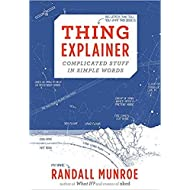[By Randall Munroe ] Thing Explainer: Complicated Stuff in Simple Words (Hardcover)【2018】by Randall Munroe (Author) (Hardcover)