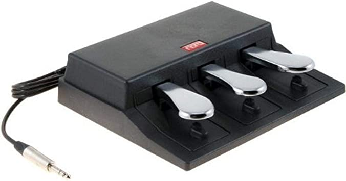 Motion-Sensing Piano Pedal for Nord Piano 88//Nord Stage 2 Nord Triple Pedal Triple-Velocity