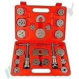 Dispositif de remise à zéro coffret repousse-pistons de frein Révisable de Piston KIT Piston Plaque arrière 21 pièces neuf CBR21-13