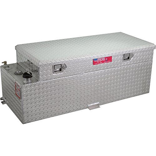 RDS Auxiliary Fuel Tank/Toolbox Combo - 60 Gallon, Model# 72644 by Rds (Image #1)