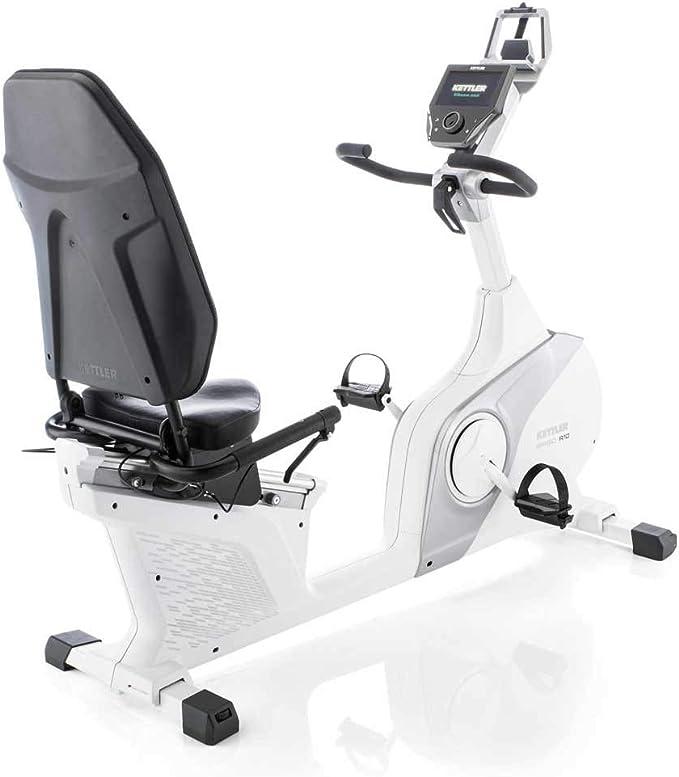 Kettler ESTATICAS RECLINABLE Bicicleta Ergo R10, Adultos Unisex ...