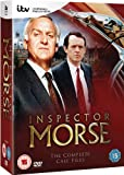 [DVD]主任警部モース/DVD-BOX(33エピソード収録)[PAL-UK][英字幕] (2000)