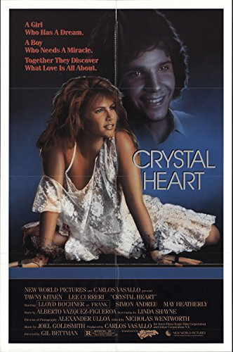 Crystal Heart 1986 Authentic 27