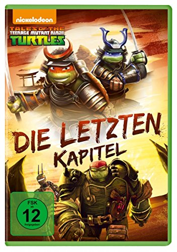 Tales of the Teenage Mutant Ninja Turtles - Die letzten Kapitel