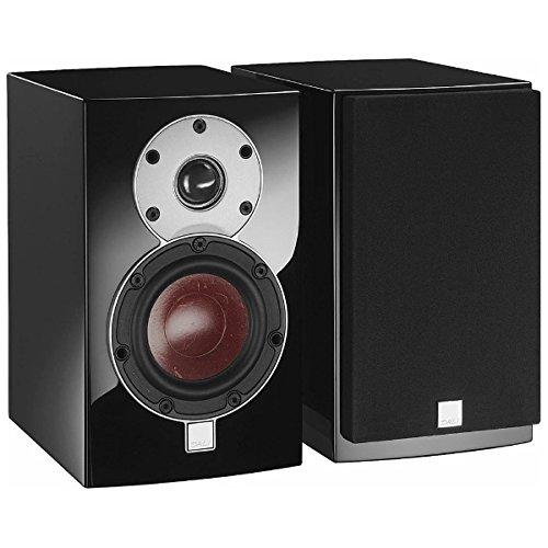 DALI Speaker system MENTOR MENUET B (BLACK-HIGH GLOSS LACQUER) (1 pair)