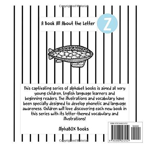 Zero Zebras in the Zoo: The Letter Z Book (AlphaBox Books
