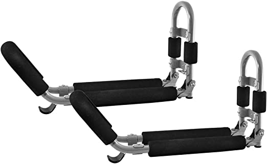 Seattle Sports Gs100455 Kayak Wall Cradles Black 055800 for sale online