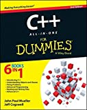 img - for C All-in-One For Dummies by John Paul Mueller (2014-08-18) book / textbook / text book
