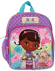 Disney Doc McStuffins Toddler Mini 10 Backpack