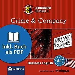 Crime & Company (Compact Lernkrimi Hörbuch)
