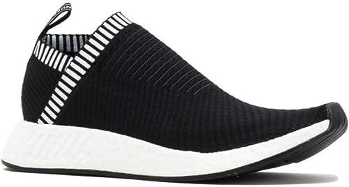adidas Originals Herren NMD_CS2 PK, Core BlackShock Pink S
